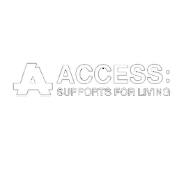 Access Supports for Living Logo Transparent, public relations