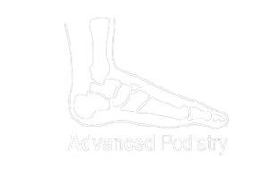 Advanced Podiatry Logo Transparent, public relations