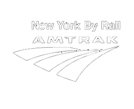 Amtrak Logo Transparent, public relations
