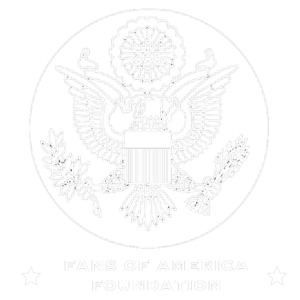 Fans of America Logo Transparent, public relations