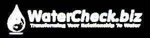 WaterCheck Logo Transparent