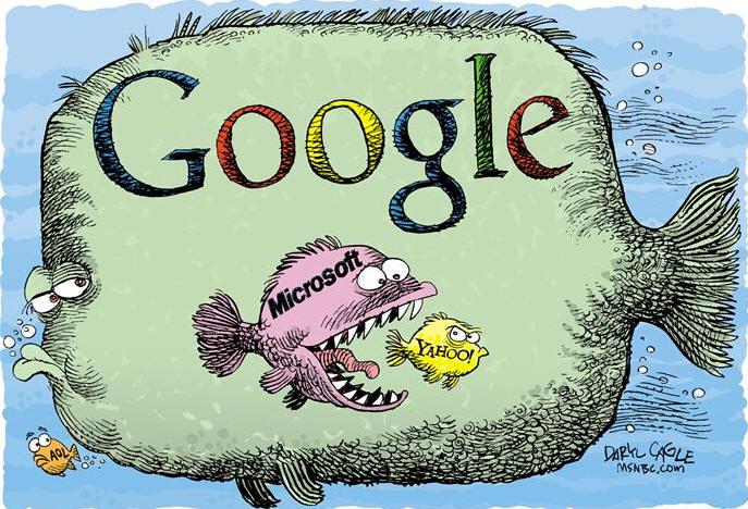 Google MSN Yahoo