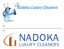 ReBranding Nadoka Luxury Cleaners