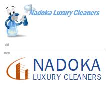 ReBranding Nadoka Luxury Cleaners