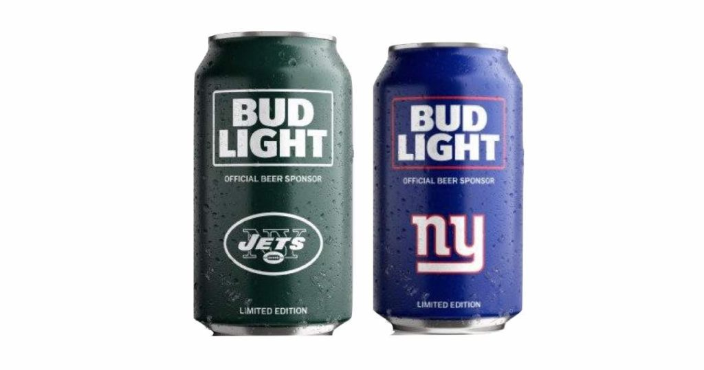 Cross Promoting The NFL and Bud Light