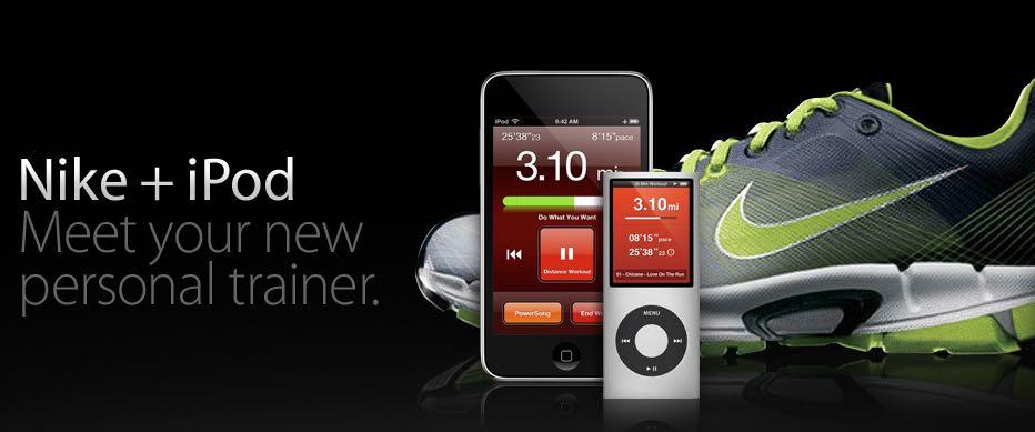Nike iPod Cross Promotion