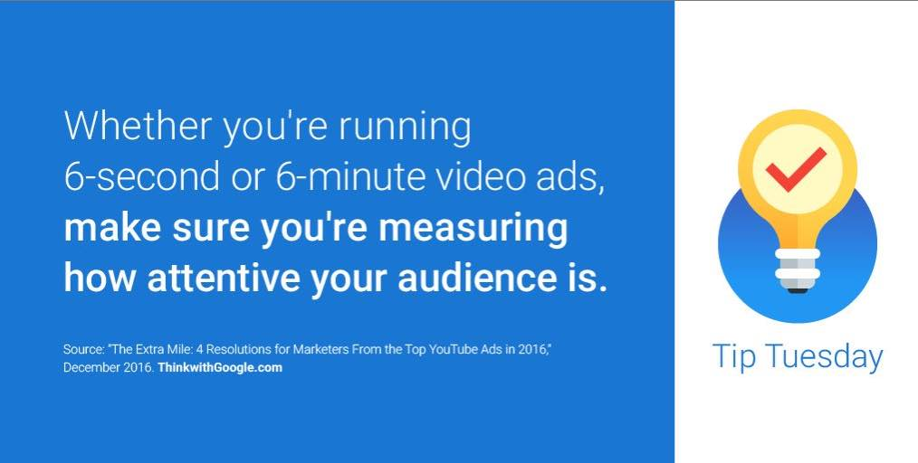 Make Sure Measure How Attentive Audience Is