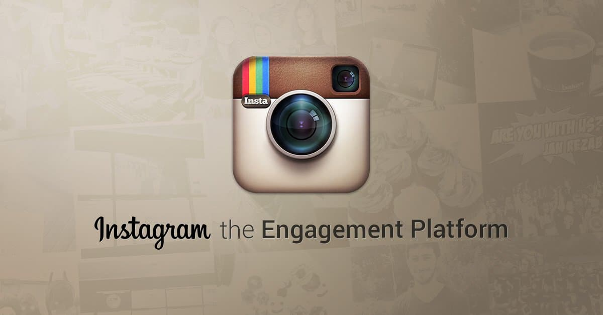 Engagement on Instagram
