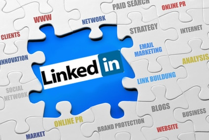 Using Networking and Content Marketing on LinkedIn
