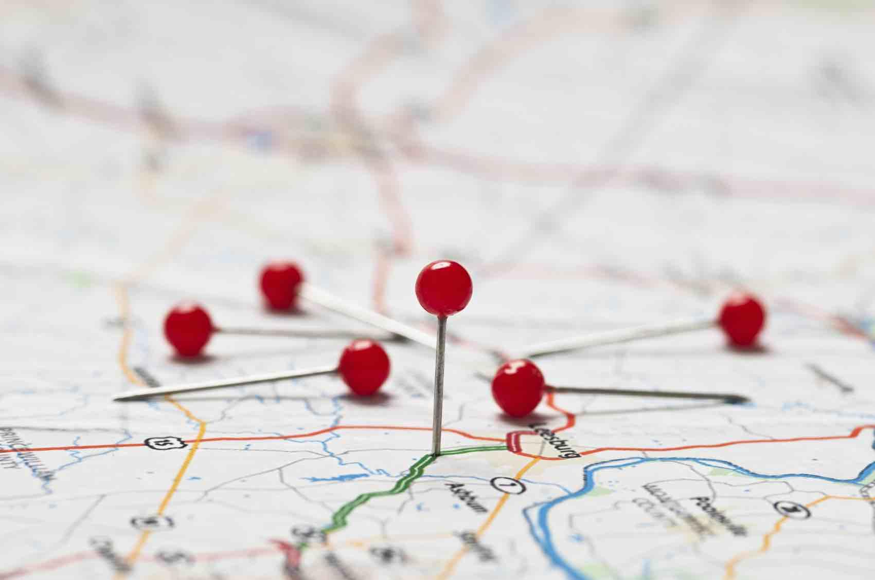 HyperMarketing Map