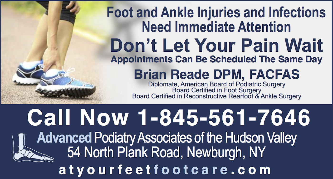 Advanced Podiatry Dont Let Your Pain Wait Portfolio