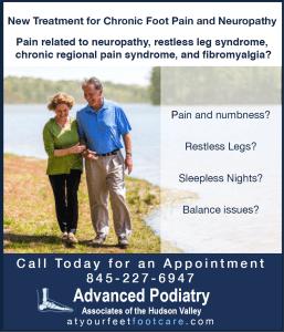 Advanced Podiatry Ad