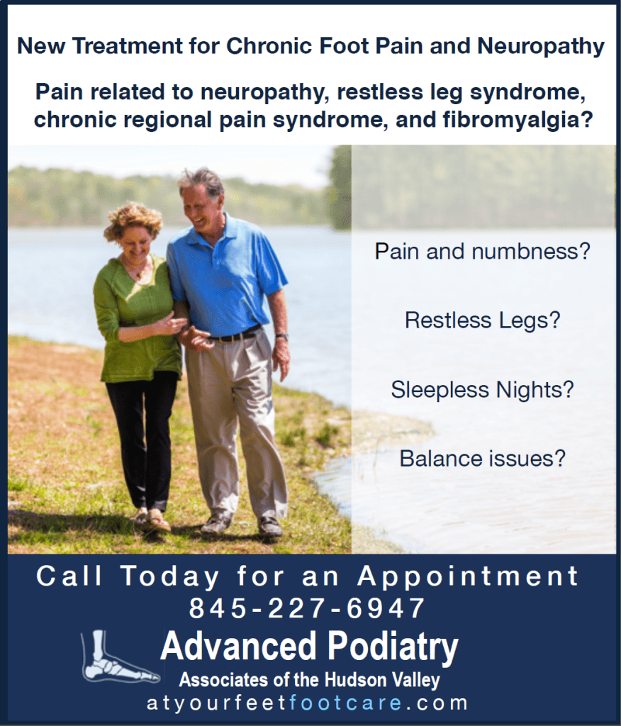 Advanced Podiatry Ad