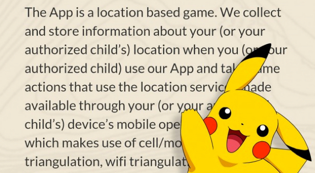 Pokémon Go Poses Serious Security Issues