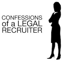 Confessions of a Legal Recruiter Portfolio
