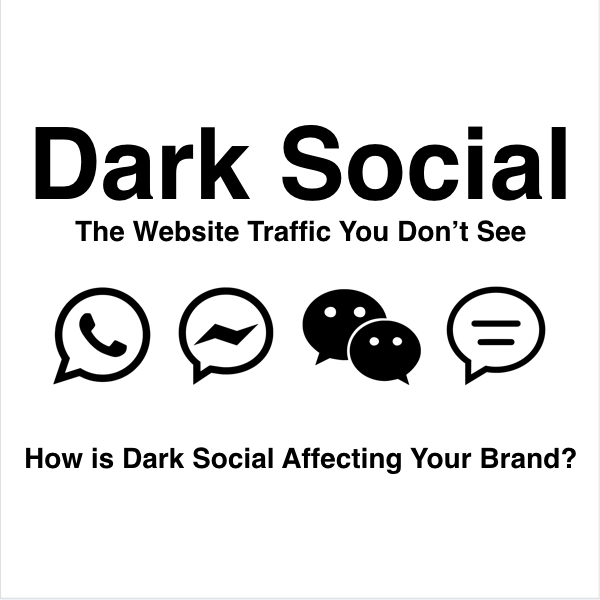 How is Dark Social Affecting Your Brand?